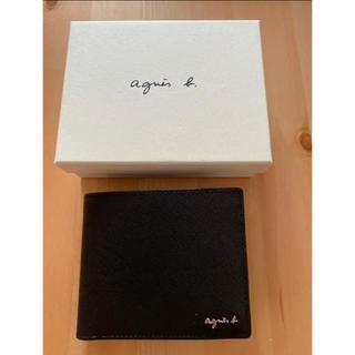 アニエスベー(agnes b.)のアニエスべー メンズ折財布(折り財布)