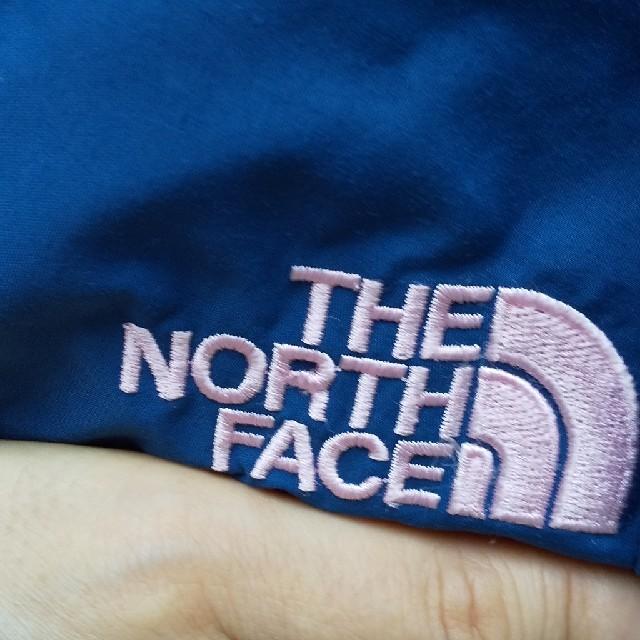 THE NORTH FACE(ザノースフェイス)のマウンテンパーカー キッズ/ベビー/マタニティのキッズ服女の子用(90cm~)(ジャケット/上着)の商品写真