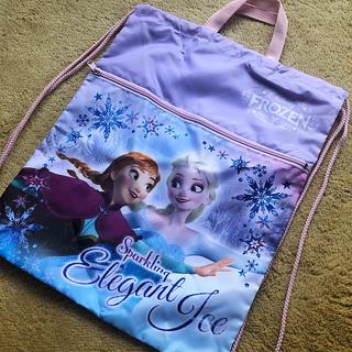 アナと雪の女王 - Disney アナ雪 ナップサック