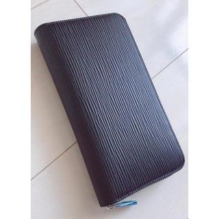 メンズ 長財布 財布 本革 大容量 黒 ラウンドファスナー カード ギフト お金(長財布)