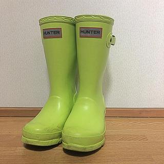 ハンター(HUNTER)のHUNTER レインブーツ 長靴キッズ (長靴/レインシューズ)