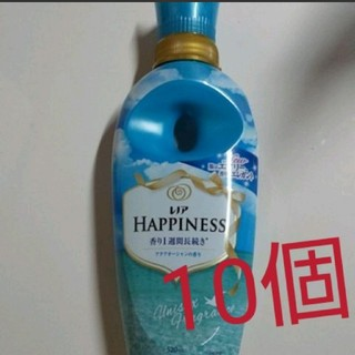 ピーアンドジー(P&G)のレノアハピネス アクアオーシャンの香り 10本セット 廃盤(洗剤/柔軟剤)