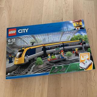 レゴ(Lego)のLEGOシティ ハイスピードトレイン 60197(積み木/ブロック)