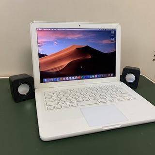 アップル(Apple)の本日限668MacBook 13白 SSD240 Office Win10付(ノートPC)