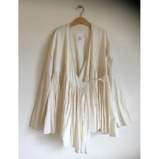 dosa ドーサ ラバリジャケット 1 kora/khadi cotton/民族
