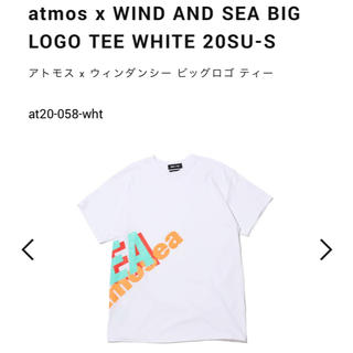 シー(SEA)のWIND AND SEA  × atmos Tシャツ M 新品未使用(Tシャツ/カットソー(半袖/袖なし))