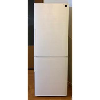 シャープ(SHARP)の2018年製 シャープ SJ-PD27D-W(冷蔵庫)