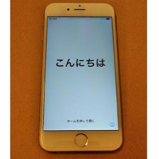 iPhone - iPhone6s  シルバー 16GB  SIMフリー