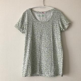 UNIQLO - ユニクロUNIQLO■ローラアシュレイ小花柄TシャツS