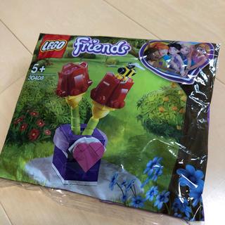 レゴ(Lego)の新品 LEGO レゴ 30408 フレンズチューリップ レゴブロック 知育玩具(積み木/ブロック)