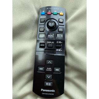 パナソニック(Panasonic)のパナソニックカーナビリモコン(カーナビ/カーテレビ)