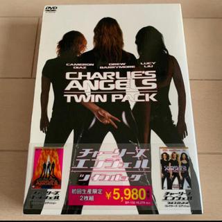 チャーリーズエンジェル ツインパック  初回生産限定 2枚組(外国映画)