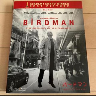 バードマン あるいは(無知がもたらす予期せぬ奇跡) Blu-ray(外国映画)