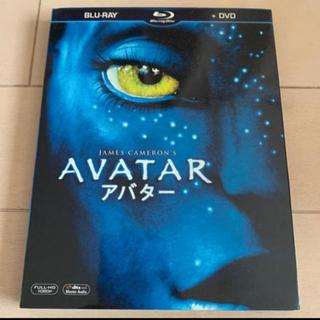 アバター ブルーレイ&DVDセット(外国映画)