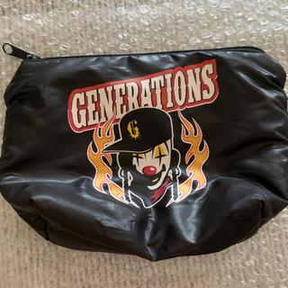 ジェネレーションズ(GENERATIONS)のGENERATIONS ジェネ SPEEDSTER ポーチ(ミュージシャン)