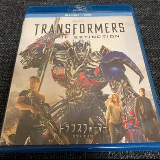 トランスフォーマー ロストエイジ ブルーレイ+DVDセット(外国映画)