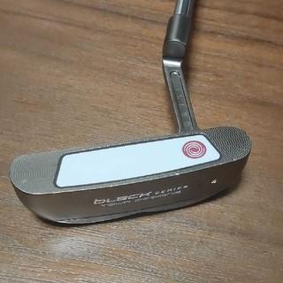 キャロウェイゴルフ(Callaway Golf)のパター#オデッセイ#ブラックシリーズiX4(クラブ)