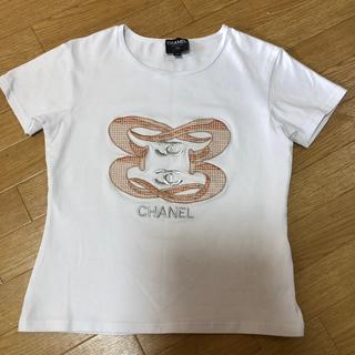 シャネル(CHANEL)の専用ページ♡♡Tシャツ CHANEL(正規品)(Tシャツ(半袖/袖なし))