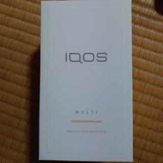 アイコス(IQOS)のIQOS 新品♡未使用品【ゴールド】(タバコグッズ)