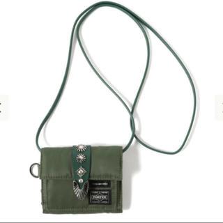 トーガ(TOGA)のTOGA PORTERコラボ ショルダーウォレット 財布(折り財布)