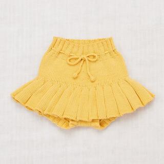 Caramel baby&child  - misha and puff ニットスカート 今季新作 サンフラワー