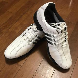 adidas - アディダス ゴルフシューズTOUR360  27.5cm