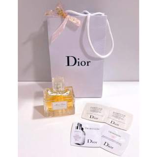 ディオール(Dior)のミスディオール オードゥパルファン Dior 香水 100ml パルファム(香水(女性用))
