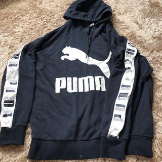 PUMA - 汚れあり puma トレーナー レディース