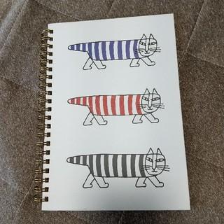 リサラーソン(Lisa Larson)の【LisaLarson】リサラーソンマイキー リングノート(ノート/メモ帳/ふせん)