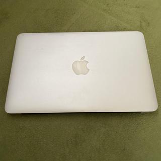 アップル(Apple)のMacBook Air 11.(ノートPC)