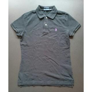 ラルフローレン(Ralph Lauren)のRALPH LAUREN ポロシャツ 黒(ポロシャツ)