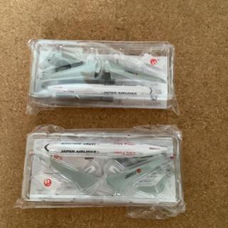 JAL 飛行機 模型 JA01XJ JA341J 非売品 新品