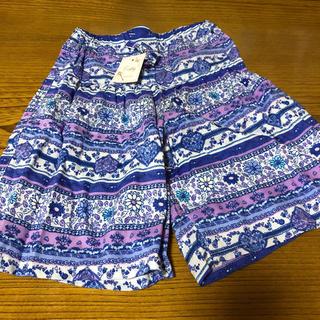 マザウェイズ(motherways)の新品 マザウェイズ  キュロット スカート 110(スカート)