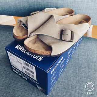 BIRKENSTOCK - BIRKENSTOCK  Arosa  38 ビルケンシュトック
