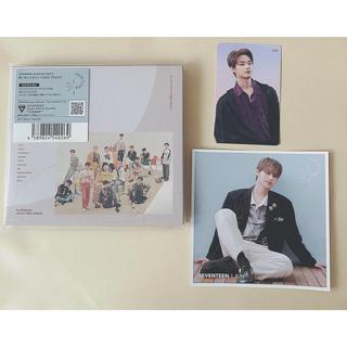SEVENTEEN セブチ 舞い落ちる花びら 初回限定盤A ジュン(K-POP/アジア)