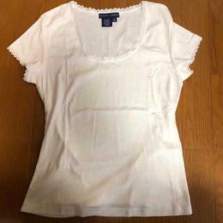 ラルフローレン(Ralph Lauren)のラルフローレン Tシャツ白 Sサイズ Mサイズ(Tシャツ(半袖/袖なし))