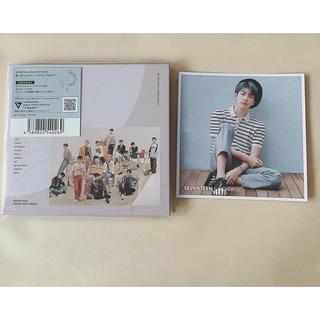 SEVENTEEN セブチ 舞い落ちる花びら 初回限定盤A ウォヌ(K-POP/アジア)