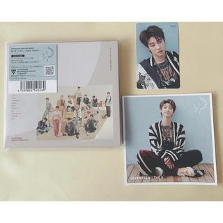 SEVENTEEN セブチ 舞い落ちる花びら 初回限定盤A ディエイト(K-POP/アジア)