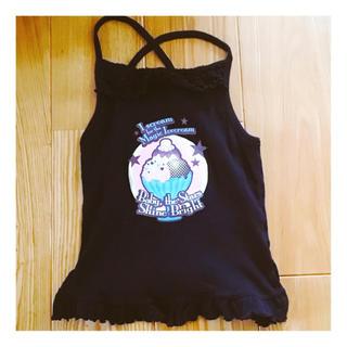 ベイビーザスターズシャインブライト(BABY,THE STARS SHINE BRIGHT)の美品♡ベイビー アイスクリームプリント インナー キャミソール(Tシャツ/カットソー(半袖/袖なし))