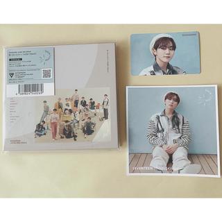 SEVENTEEN セブチ 舞い落ちる花びら 初回限定盤A スングァン(K-POP/アジア)