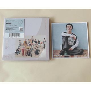SEVENTEEN セブチ 舞い落ちる花びら 初回限定盤A バーノン(K-POP/アジア)