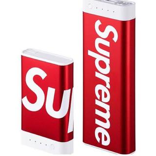 シュプリーム(Supreme)のsupreme モバイルバッテリー mophine encore 20k (バッテリー/充電器)