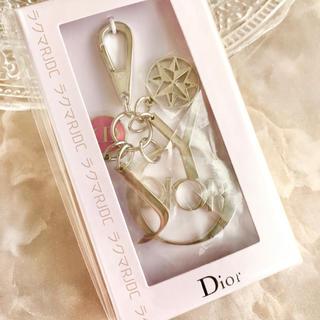 ディオール(Dior)の【新品未開封】ディオール ジョイ キーホルダー ノベルティー 限定非売品(キーホルダー)