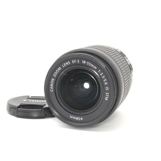 キヤノン(Canon)の定番の手振れ補正機能付きレンズ♪Canon EFS 18-55mm IS STM(レンズ(ズーム))
