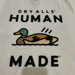 ジーディーシー(GDC)のHUMAN MADE ヒューマンメイド Tシャツ(Tシャツ/カットソー(半袖/袖なし))