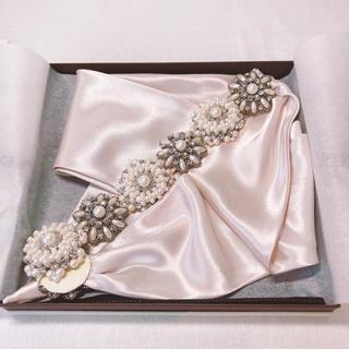 ダブルスタンダードクロージング(DOUBLE STANDARD CLOTHING)のVANILLA CoUTURE ヴァニラクチュール ヘッドドレス(ヘッドドレス/ドレス)