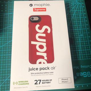 シュプリーム(Supreme)のSupreme mophie®︎ iPhone plus juice pack(iPhoneケース)