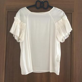 クチュールブローチ(Couture Brooch)の【未使用】クチュールブローチトップス(シャツ/ブラウス(半袖/袖なし))