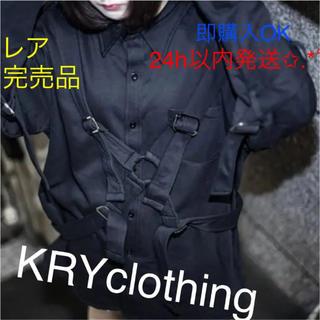 ミルクボーイ(MILKBOY)のKRYclothing 都子×KRYコラボ パラシュートシャツ(シャツ/ブラウス(長袖/七分))