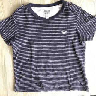 アルマーニ ジュニア(ARMANI JUNIOR)のARMANI アルマーニジュニア Tシャツ(Tシャツ/カットソー)